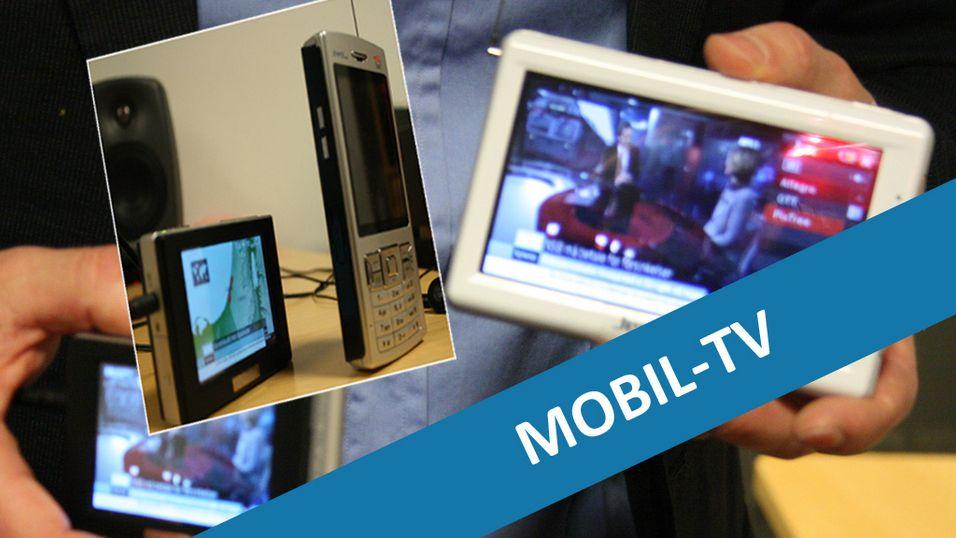 Mobil-TV-tjeneste døpes av deg