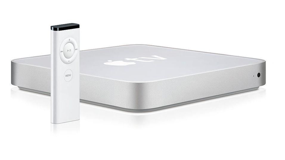 Er ikke Apple TV en hobby lenger?