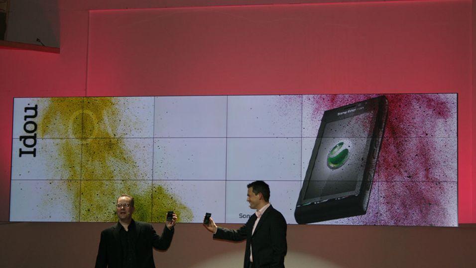 Sony Ericsson med nytt flaggskip