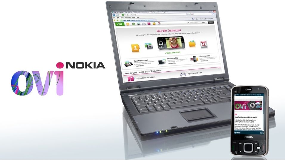 Nokia utfordrer Apple Appstore