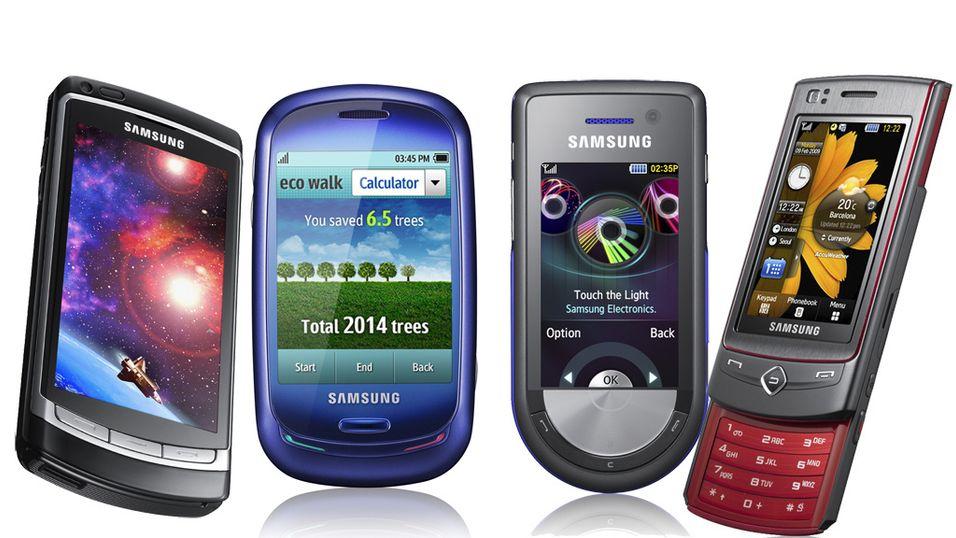 Solceller og HD-video fra Samsung