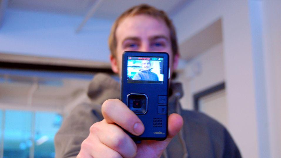 TEST: Vado HD: Minimalt HD-kamera