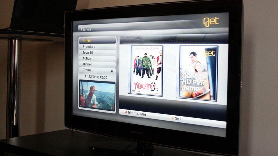Get HD-filmleie utsatt igjen