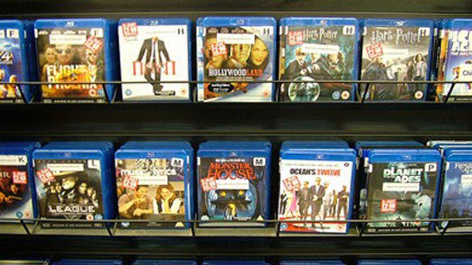 Blu-ray og DVD i samme cover