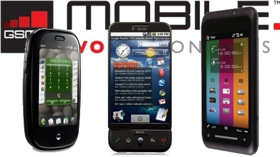 Det beste og verste fra mobilmessa