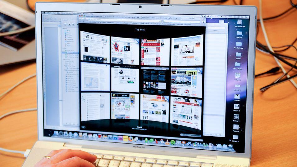 TEST: Lyntest: Apple Safari 4 - bør du bytte?