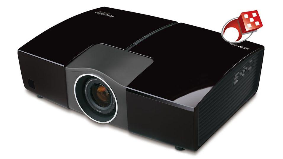 TEST: Test av HD-projektor: Viewsonic Precision Pro8100