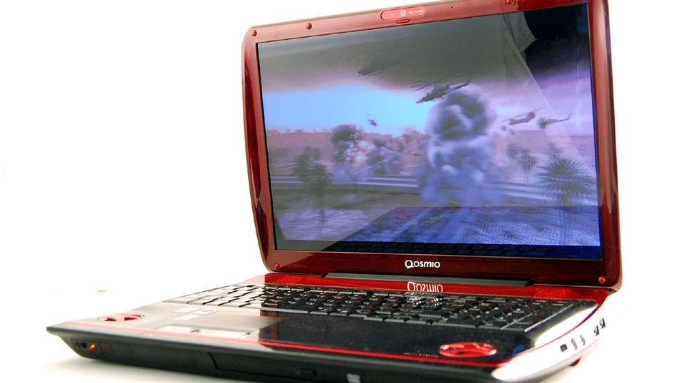 Qosmio X300 - På tide å kaste desktopen?