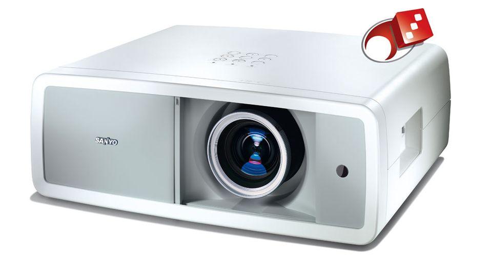 TEST: Test av HD-projektor: Sanyo PLV-Z700