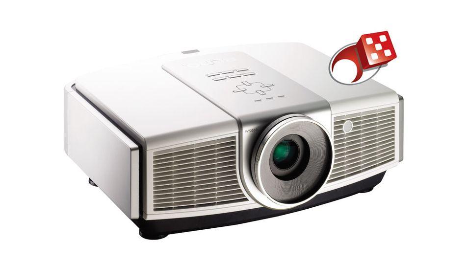 TEST: Test av HD-projektor: Benq W5000