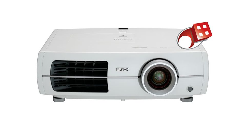 TEST: Test av HD-projektor: Epson EH-TW2800