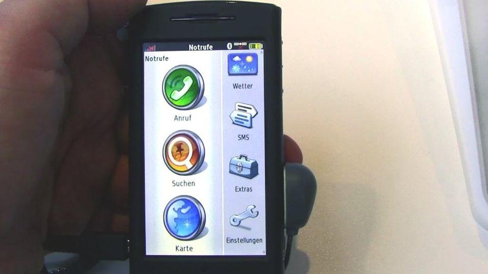 Asus Garmin Nuviphone M20 klar i juni