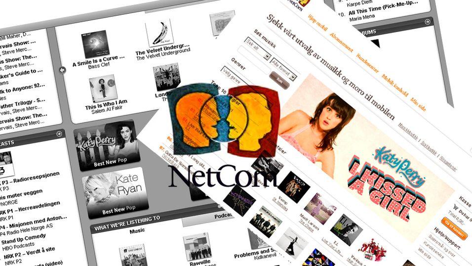 Netcom lanserer Music Player