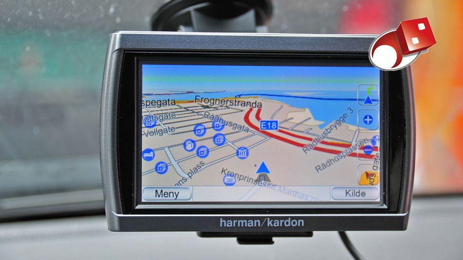 TEST: Test av Harman/Kardon GPS-810