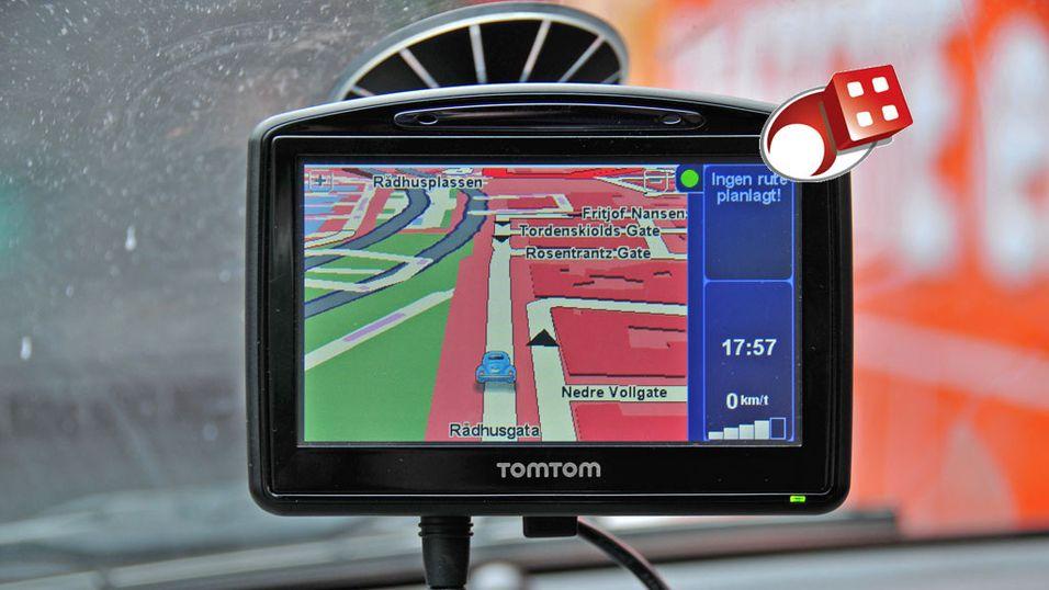 TEST: Test av Tomtom GO 930 Traffic