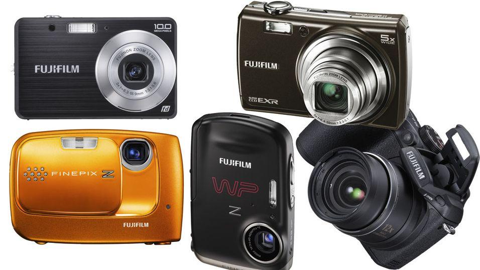 Prisvinnende teknologi fra Fujifilm