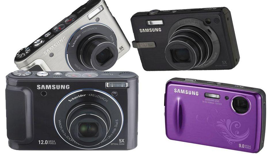 MP3 og vidvinkel fra Samsung