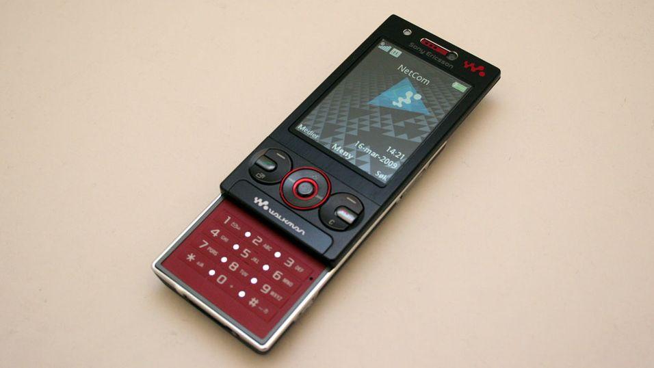 TEST: Test: Sony Ericsson W715 - Godlyd i miniformat