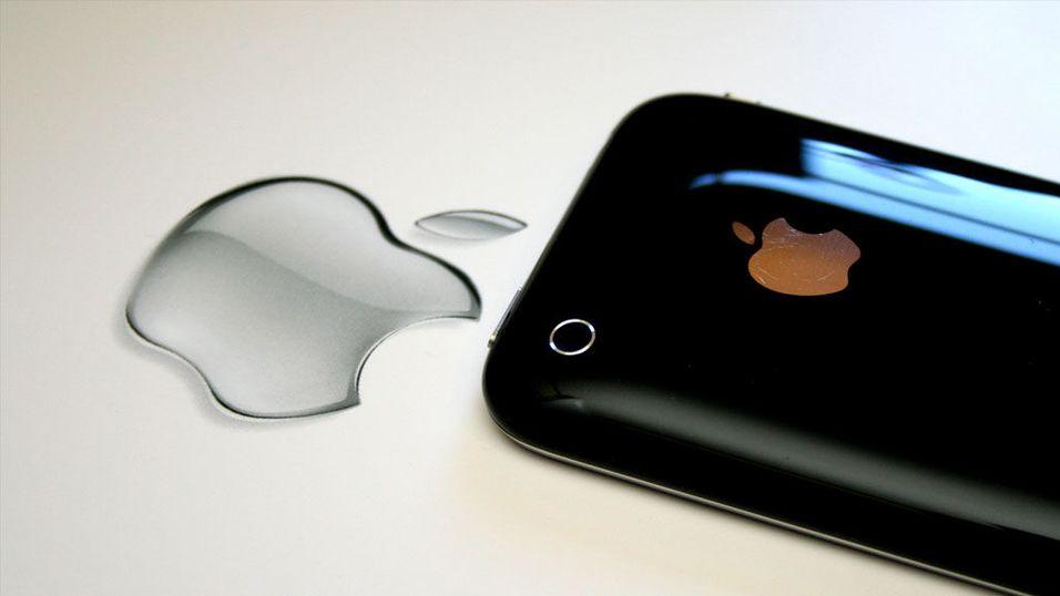 Iphone 3.0 rett rundt hjørnet