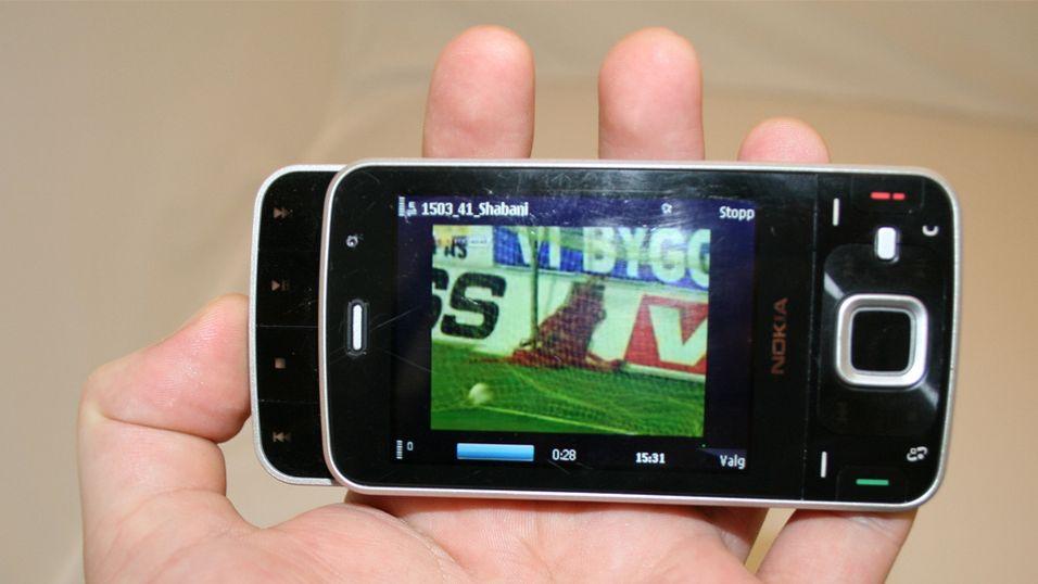 TEST: Tippeligascoringene på mobilen