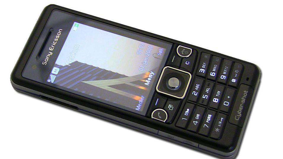 TEST: Test: Sony Ericsson C510 – Prisgunstig Cyber-shit