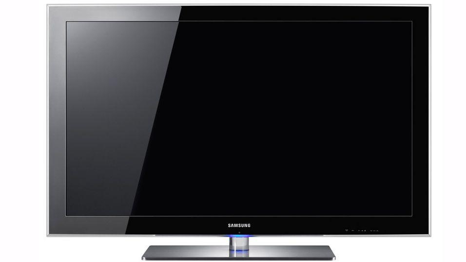 LED-storm fra Samsung