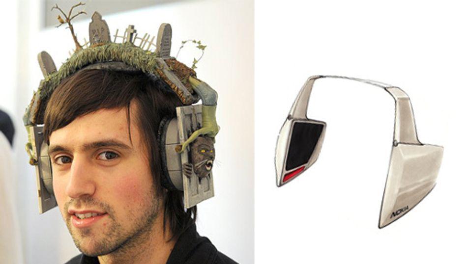 Se de sprø headsettene til Nokia