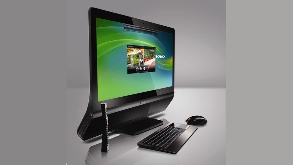 Lekker Lenovo på vei
