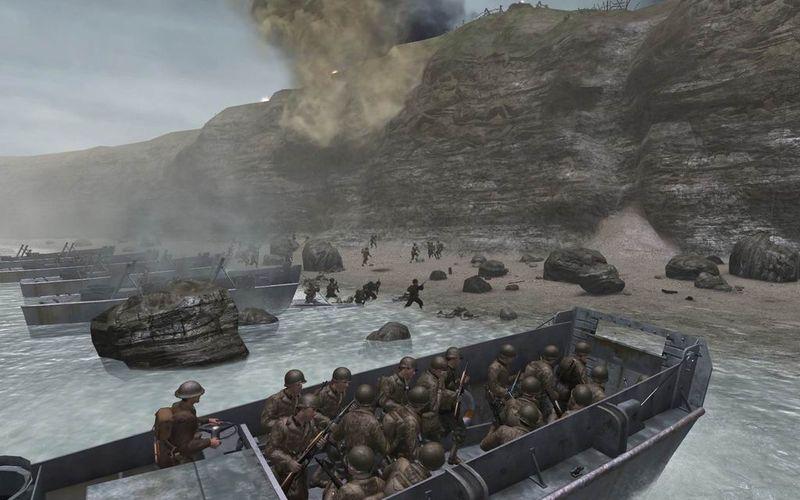 Call Of Duty 2: Подвиг Солдата, скриншот 2. Call Of Duty 2: Подвиг С