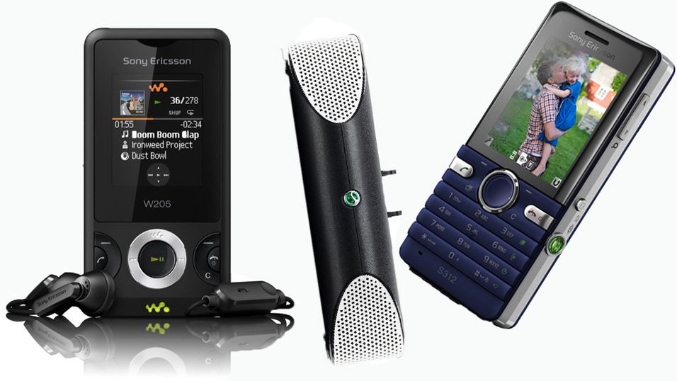 Nye billigmobiler fra Sony Ericsson