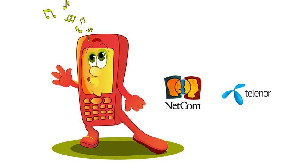 TEST: Hvem er best på musikk: Telenor vs Netcom