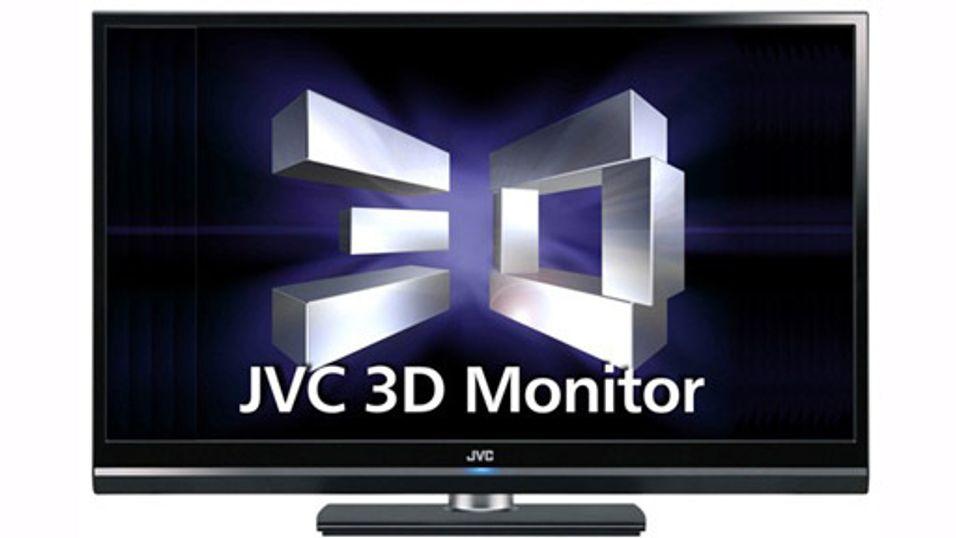 3D-monitor fra JVC