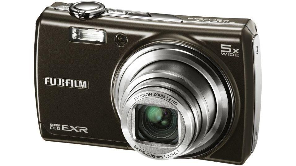 TEST: Test av Fujifilm Finepix F200 EXR