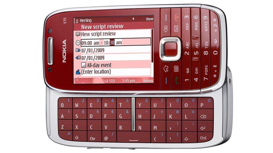 TEST: Test: Nokia E75