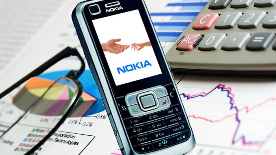 Forvirrende Nokia-tall