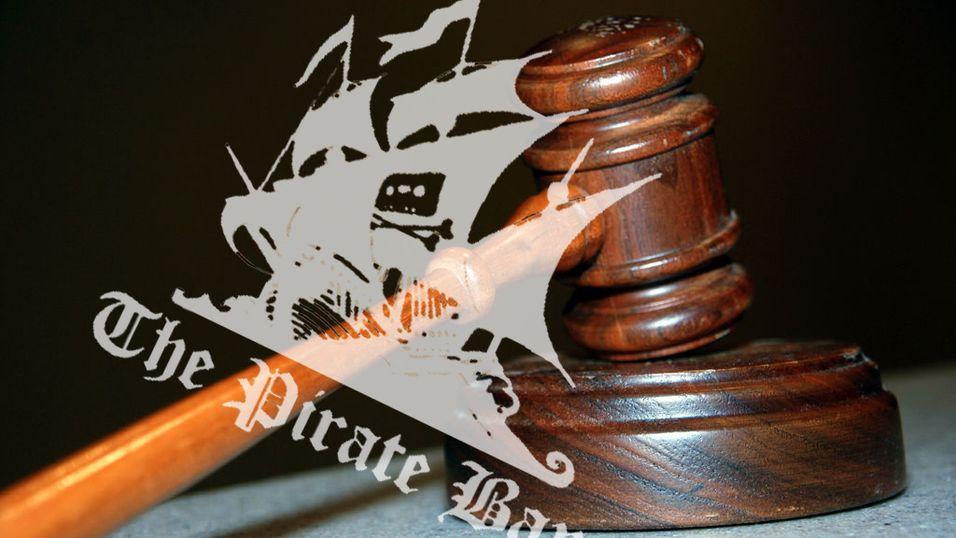 The Pirate Bay er dømt skyldige