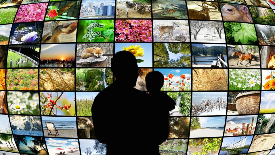 Disse skjermene er mest populære