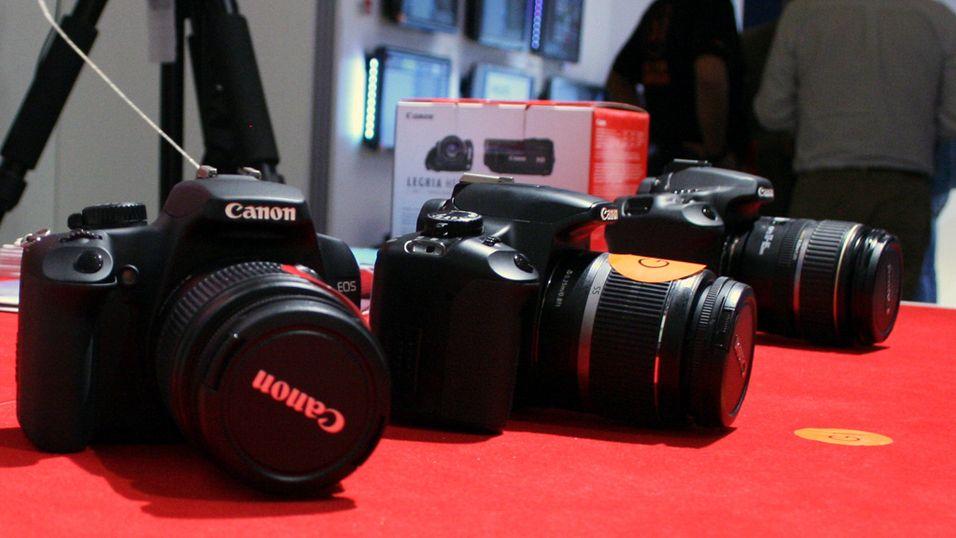 GUIDE: Fotokurs: Canon kurser overalt