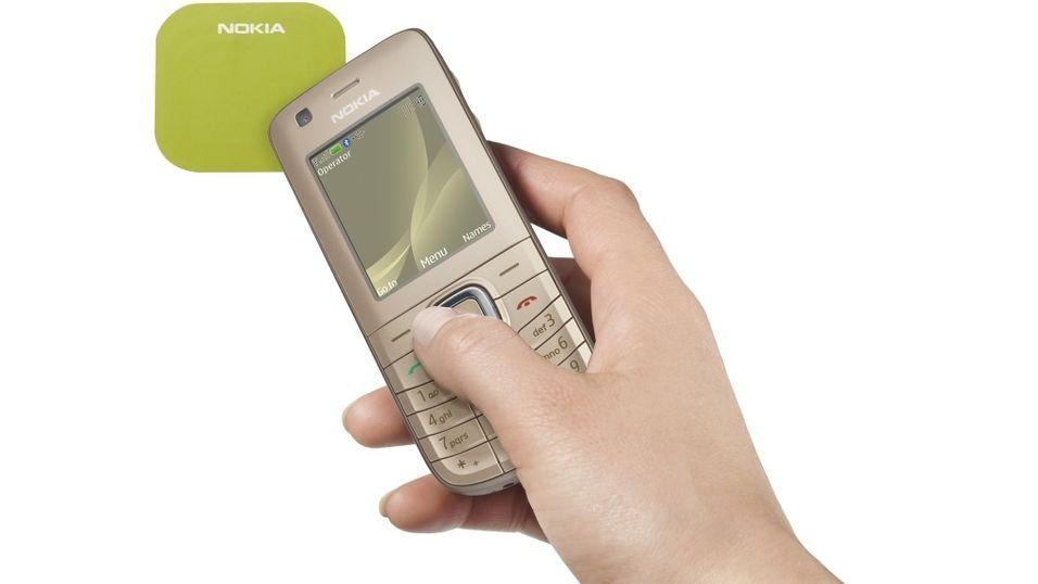 Ny teknologi i Nokia-mobil