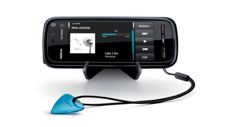 Bedre touch på Nokia 5800