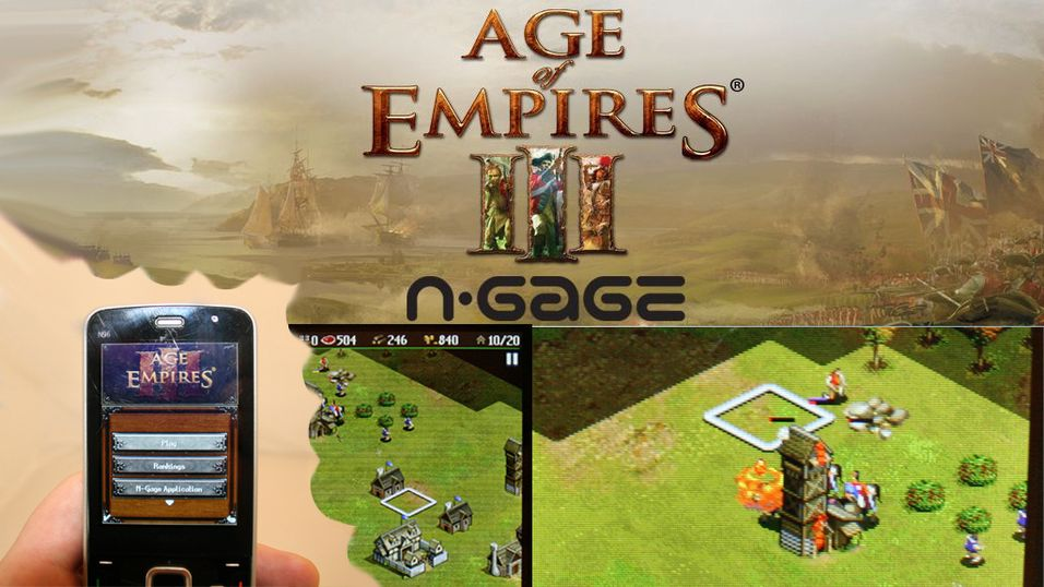 Age of Empires III på N-Gage