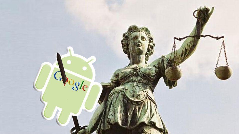 Google saksøkes for navnetyveri