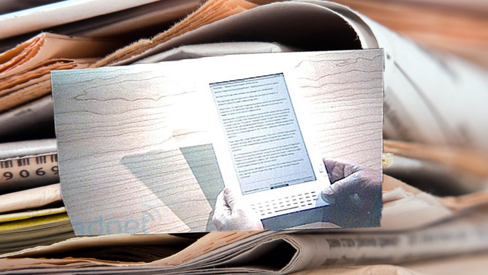 Elektronisk avis fra Amazon