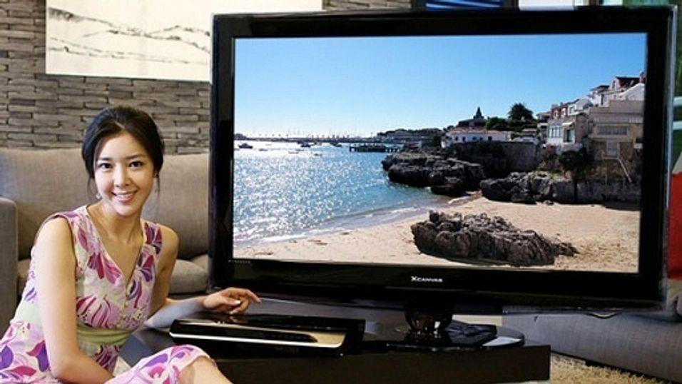 LG med trådløs HD