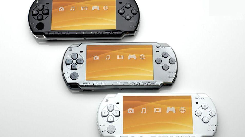 Ser for seg Playstation-mobil