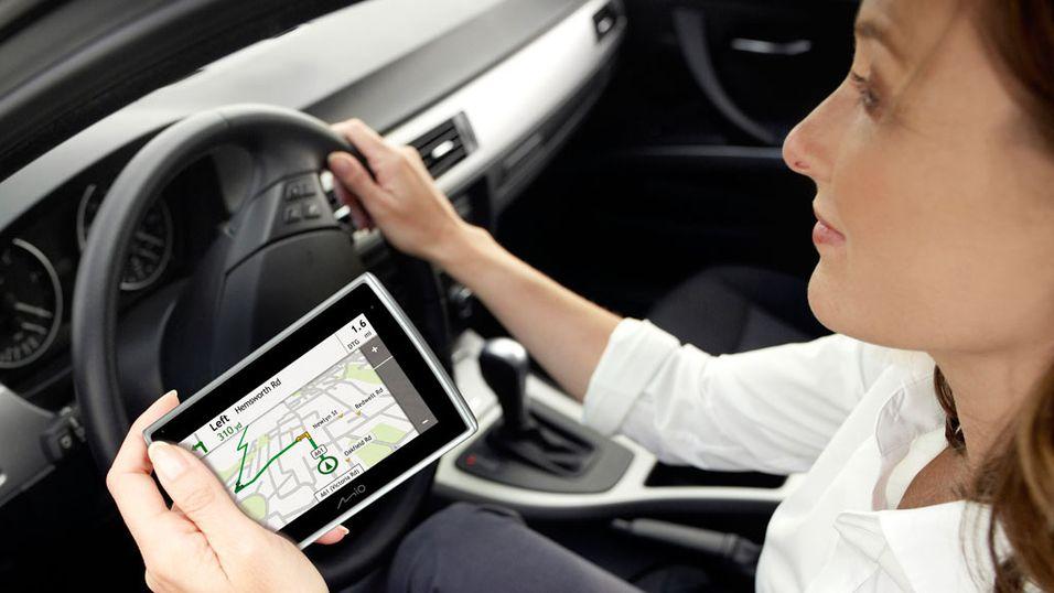 Mio med spennende GPS-nyheter