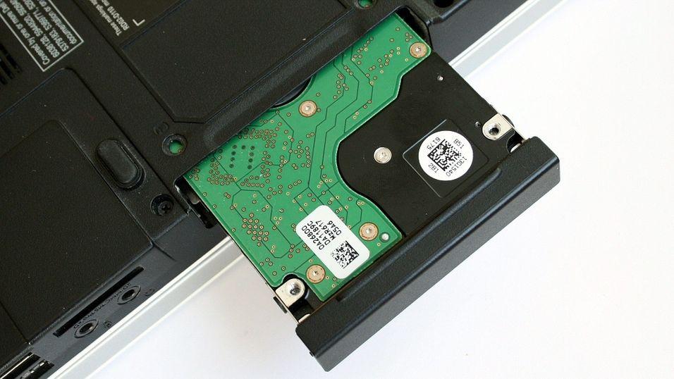 GUIDE: Guide til harddisk-bytte