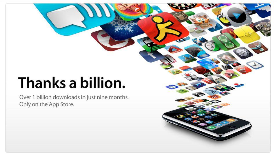 Tjener smuler på App Store