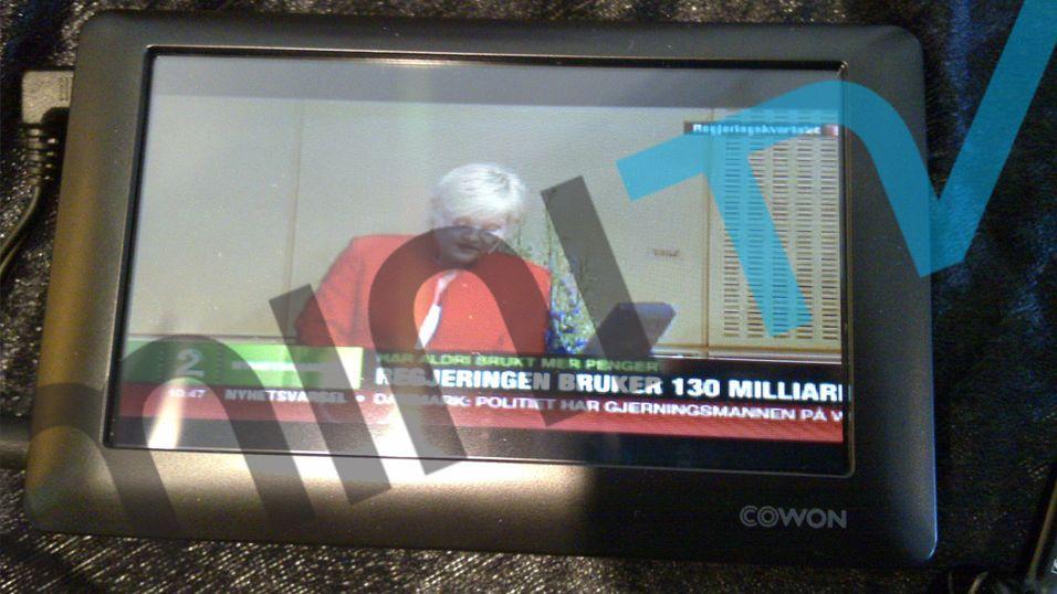 MiniTV lansert