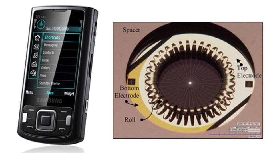 Samsung utvikler supermobilkamera